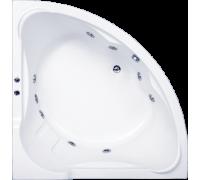 Акриловая ванна Bas Ирис 150*150