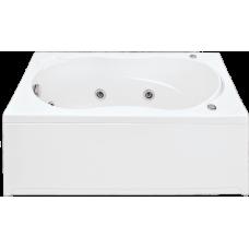 Прямоугольная акриловая ванна Bas (Бас) Кэмерон (Kameron) 120*70 см для ванной комнаты