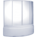 Асимметричная акриловая ванна Bas (Бас) Лагуна (Laguna) 170*110 для ванной комнаты