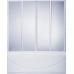 Прямоугольная акриловая ванна Bas (Бас) Мальта (Malta) 170*75 см для ванной комнаты