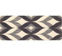 Декор Azulejos Benadresa Lotus Decor Arrows Antracita 20*50