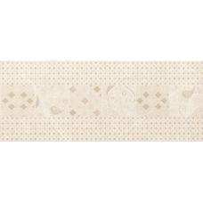 Испанский керамический декор Azulejos Benadresa (Азуледжос Бенадреса) Madras Decor Remnants 20*50 см для ванной комнаты, кухни, прихожей, квартиры и дома