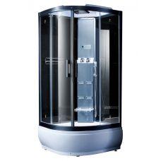 Полукруглая душевая кабина CRW (ЦРВ) AE031WS 95*95 см для ванной комнаты