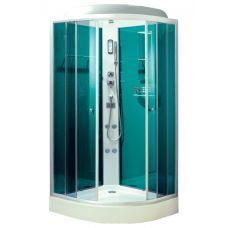 Полукруглая душевая кабина CRW (ЦРВ) BF123 95*95 см для ванной комнаты