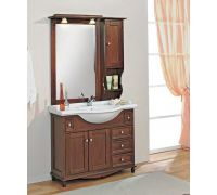 Мебель Cezares Arte Povera Star 105 Casetti Noce для ванной комнаты