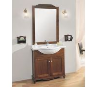 Мебель Cezares Arte Povera Star 85 Noce для ванной комнаты