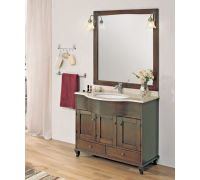 Мебель Cezares Arte Povera Valentino 105 Incasso Noce Anticato для ванной комнаты