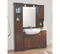 Мебель Cezares Arte Povera Valentino Comp. 02 Noce для ванной комнаты