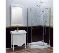 Мебель Cezares Classico Adelfia Bianco Lucido для ванной комнаты