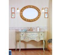 Мебель Cezares Classico Agata Celeste Crema Screpolato для ванной комнаты