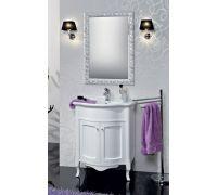 Мебель Cezares Classico Laura 73/70 Bianco Lucido для ванной комнаты