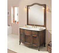 Мебель Cezares Classico Liberty 110 Noce Anticato для ванной комнаты
