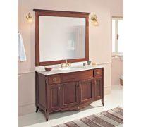 Мебель Cezares Classico Liberty 125 Noce Anticato для ванной комнаты