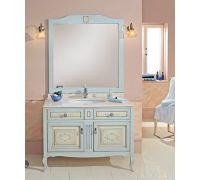 Мебель Cezares Classico Opale Decorato Celeste Crema для ванной комнаты