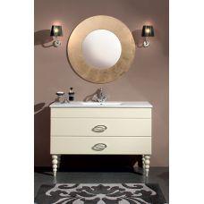 Мебель Cezares (Чезарес) Moderno Orchidea 120 Tortora Laccato Lucido для ванной комнаты
