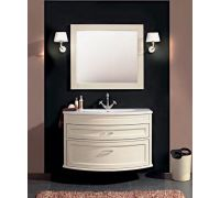 Мебель Cezares New Classico Capri 105 Tortora Frassinato для ванной комнаты