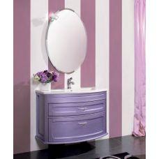 Мебель Cezares (Чезарес) New Classico Capri 95 Viola Matallizzato для ванной комнаты