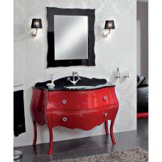 Мебель Cezares (Чезарес) New Classico Carlotta Rosso Laccato Lucido для ванной комнаты