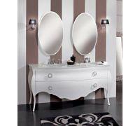 Мебель Cezares New Classico Clarissa Bianco Opaco для ванной комнаты