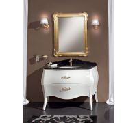 Мебель Cezares New Classico Emma Bianco Laccato Lucido для ванной комнаты