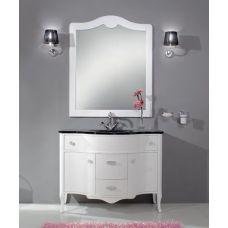 Мебель Cezares (Чезарес) New Classico Ischia 105 Bianco Opaco для ванной комнаты