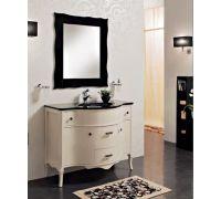 Мебель Cezares New Classico Ischia 105 Tortora Laccato Lucido для ванной комнаты