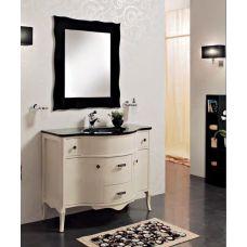 Мебель Cezares (Чезарес) New Classico Ischia 105 Tortora Laccato Lucido для ванной комнаты