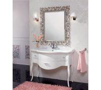 Мебель Cezares New Classico Lady 110 Bianco Frassinato для ванной комнаты
