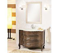 Мебель Cezares New Classico Laura 110 Tobacco Frassinato для ванной комнаты