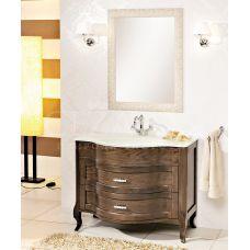 Мебель Cezares (Чезарес) New Classico Laura 110 Tobacco Frassinato для ванной комнаты
