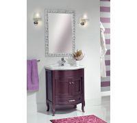 Мебель Cezares New Classico Laura 73/70 Melanzana Metallizzato для ванной комнаты
