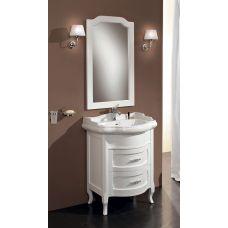 Мебель Cezares (Чезарес) New Classico Laura 73/70 Bianco Lacato Lucido 2 для ванной комнаты