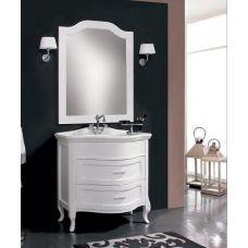 Мебель Cezares (Чезарес) New Classico Laura 90 Bianco Perla для ванной комнаты