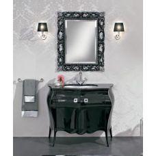 Мебель Cezares (Чезарес) New Classico Michela Nero Laccato Lucido для ванной комнаты