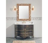 Мебель Cezares New Classico Rondo Golden Wenge для ванной комнаты