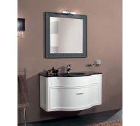 Мебель Cezares New Classico Rondo Sospeso Bianco Frassinato для ванной комнаты