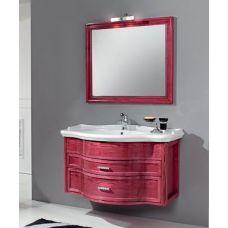 Мебель Cezares (Чезарес) New Classico Rondo Sospeso Rosso Vinaccio Frassinato для ванной комнаты