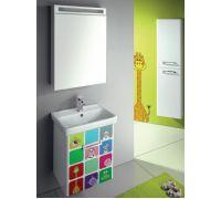 Мебель Dreja Print 60 см для ванной комнаты