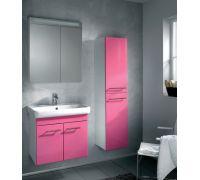 Мебель Dreja Q 60 см с дверками для ванной комнаты