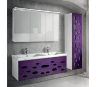 Мебель Dreja Vitta 125 см для ванной комнаты