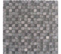Мозаика Dune Mosaico Grey-Glass 185024 D895 29.3*29.3