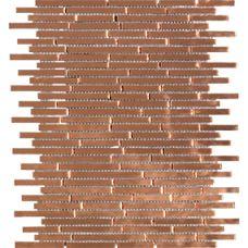 Испанская мозаика Dune (Дюн) Mosaico Copper Mirror 186917 D-623 26,5*28,5 см для ванной комнаты