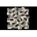 Испанская мозаика Dune (Дюн) Pebbles Light 185913 D-724 30*30 см для ванной комнаты