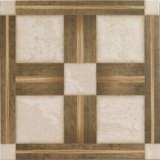 Испанский напольный керамогранит Ebesa (Ебеса) Sayan Nogal 45*45 см для ванной комнаты, кухни, прихожей, квартиры и дома