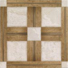 Испанский напольный керамогранит Ebesa (Ебеса) Sayan Roble 45*45 см для ванной комнаты, кухни, прихожей, квартиры и дома