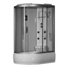 Асимметричная душевая кабина Eurosun (Евросан) S011-120H R/L 120*80 см для ванной комнаты