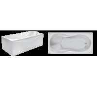Акриловая ванна Eurolux Оливия 180*80
