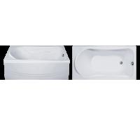 Акриловая ванна Eurolux Помпеи 150*70
