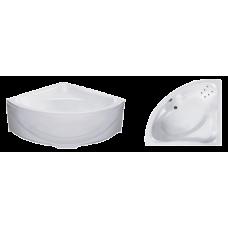 Угловая акриловая ванна Eurolux (Евролюкс) Римини (Rimini) 150*150 см для ванной комнаты