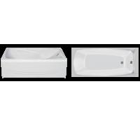 Акриловая ванна Eurolux Троя 170*70
